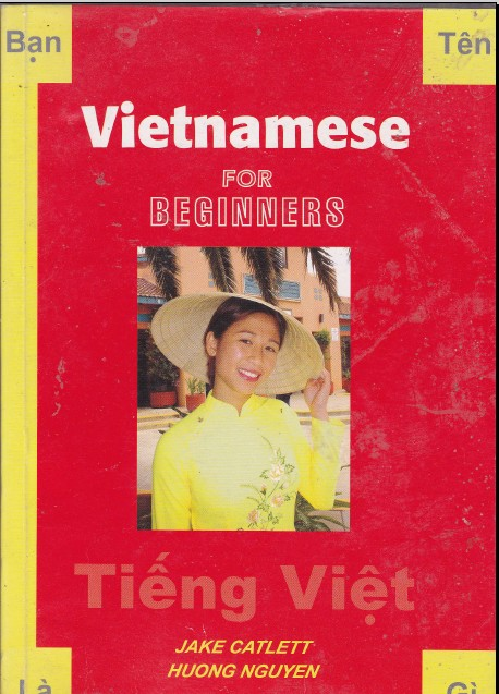 Vietnamese for Beginners(Cover)