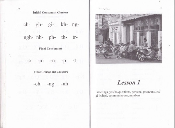 Vietnamese for Beginners(Inside1)